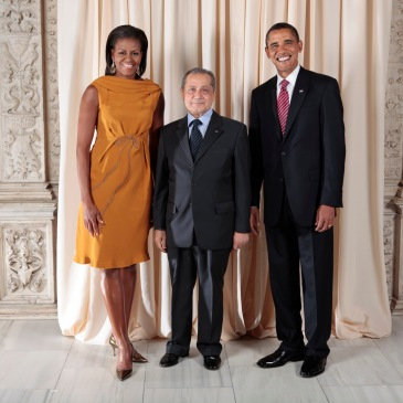 Abdallah and the Obamas