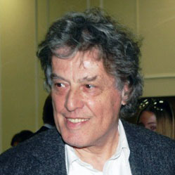 Sir Tom Stoppard: Photo BE Kondrashkin